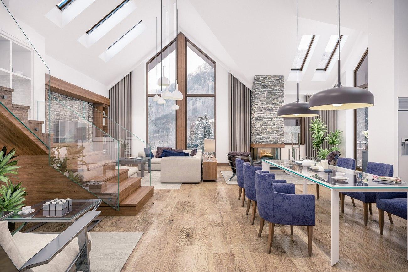 Maisons D Architecte Plans Et Modeles