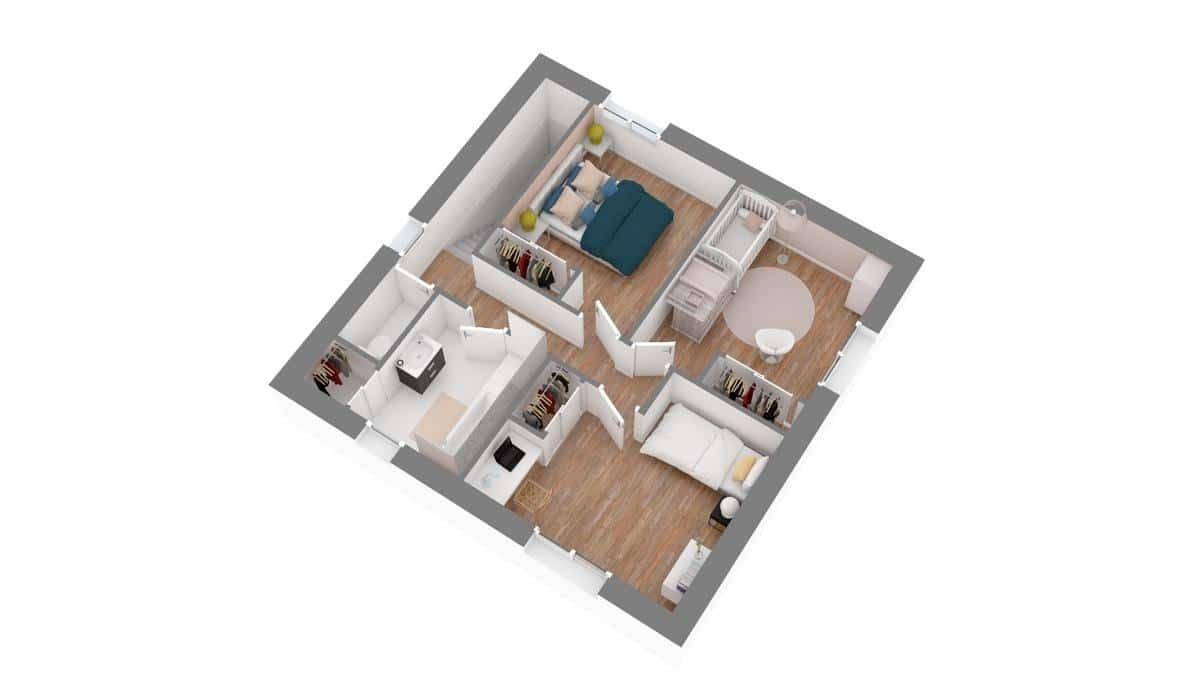 MCALPES-demeure_contemporaine_Iris-g1-axo_etage