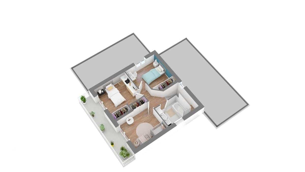 MCALPES-maison_moderne_pavot-g1-axo_etage