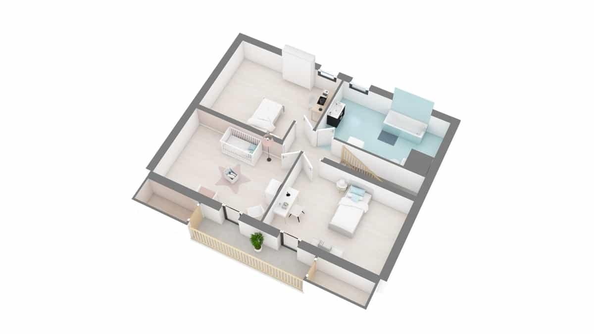 plan maison_aravis-g2-axo_etage