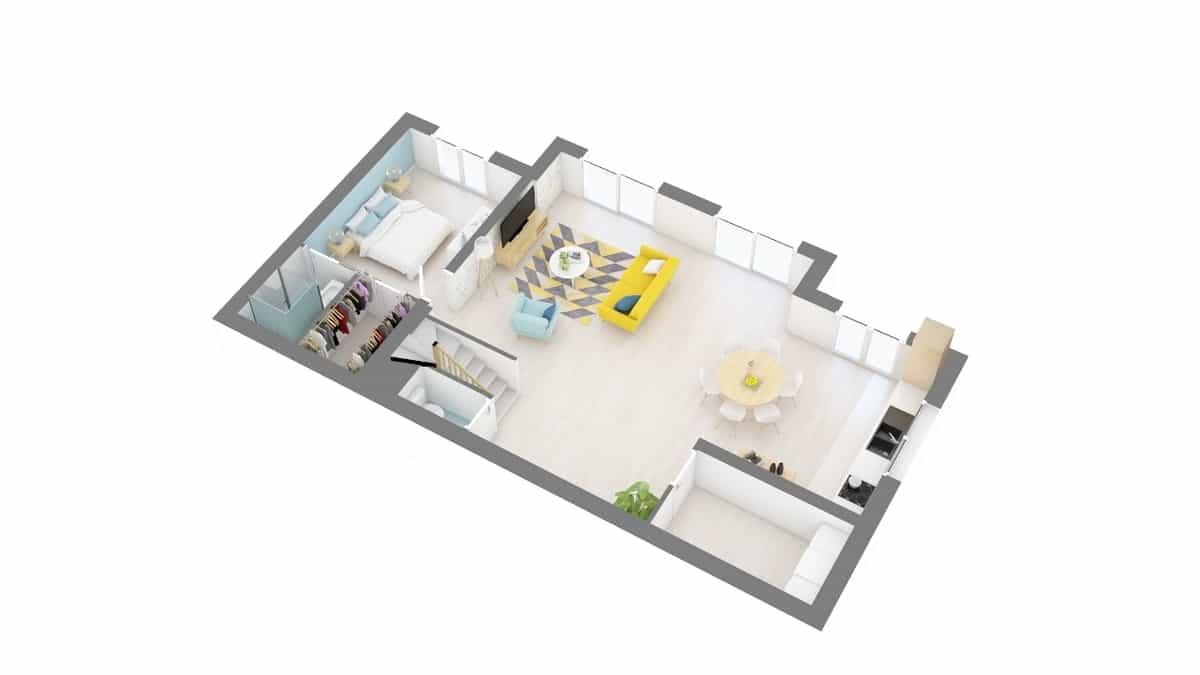 plan maison_edelweiss-g0-axo_rdc