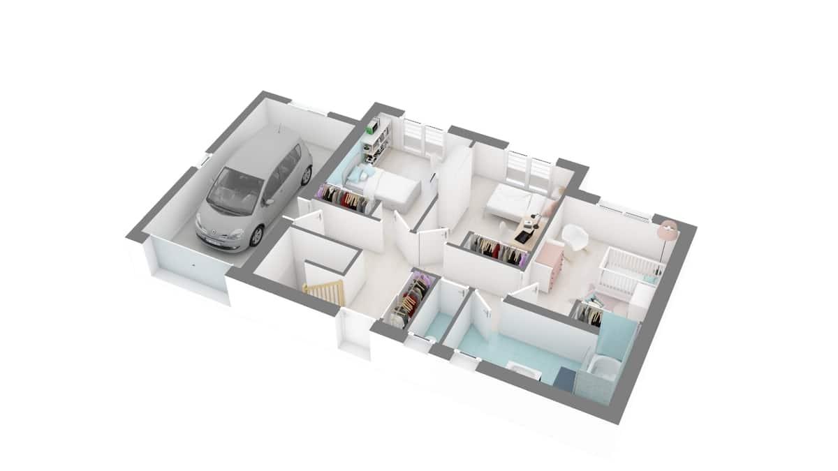 plan maison_edelweiss-g1-axo_etage