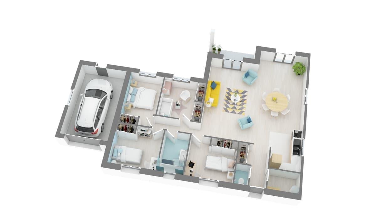 plan maison_jonquille-g0-axo_rdc