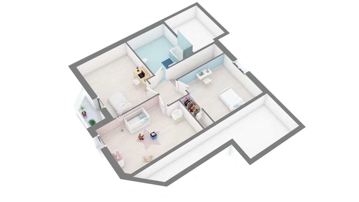 plan maison_petunia-g1-axo_etage