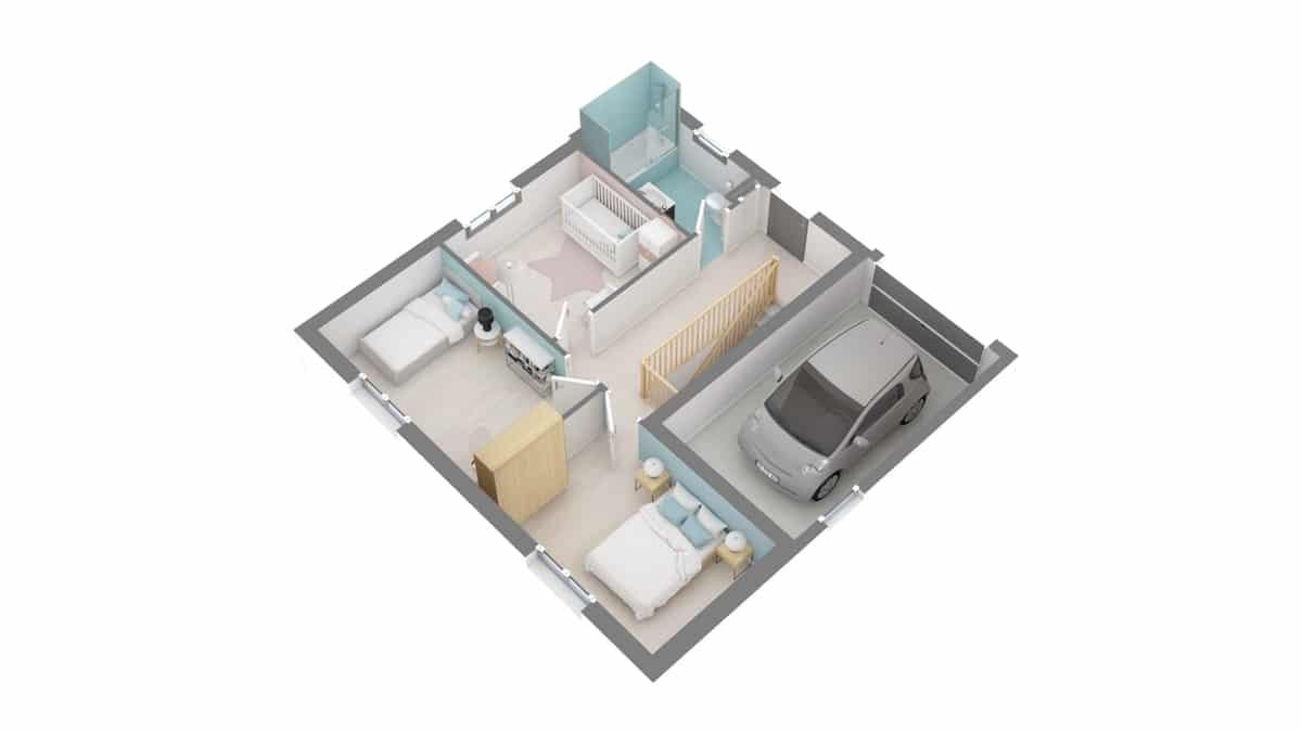 plan maison_pivoine-g1-axo_etage