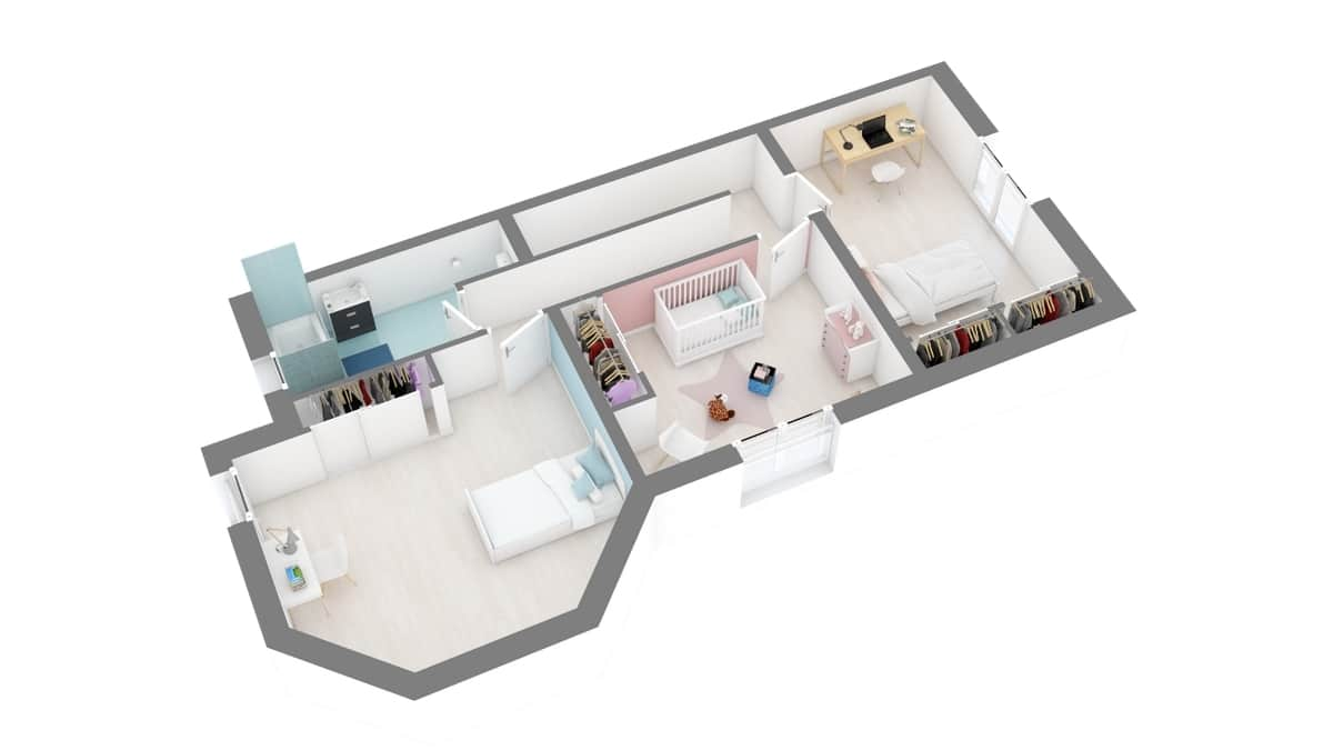 plan maison_tournesol-g1-axo_etage