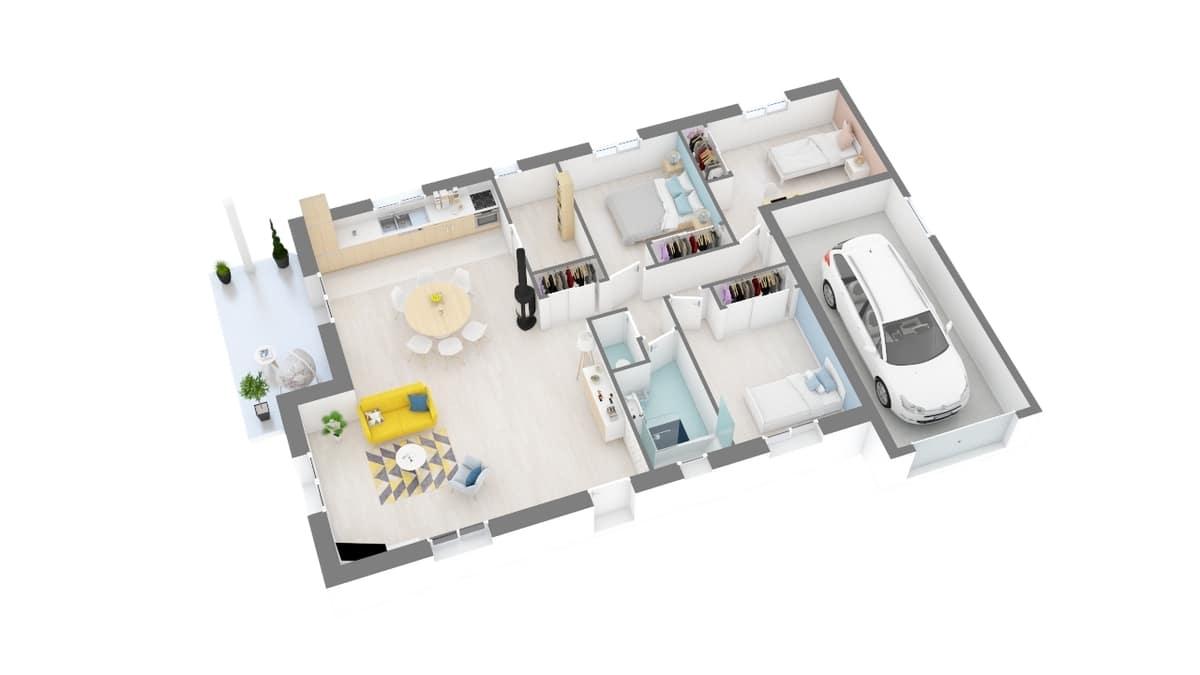 plan maison_celosie-g0-axo_rdc